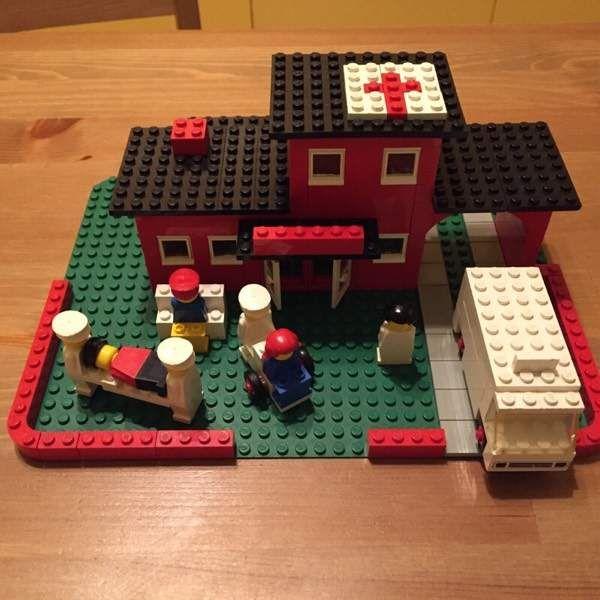 Lego vintage anni 70