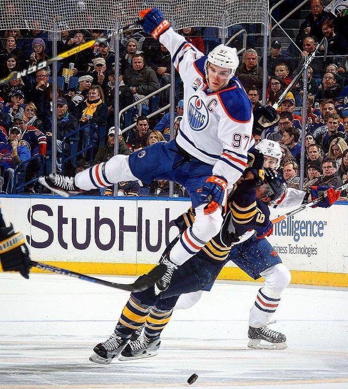 Connor McDavid - Edmonton Oilers