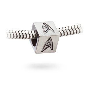 I don't have one of these bracelets, but holy crap some of these are AWESOME. - Star Trek Exclusive Insignia Charm Bead