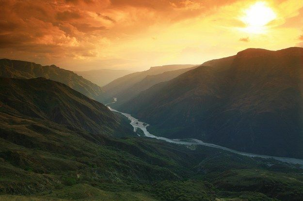 Hike around Chicamocha | Community Post: A Trip Through The Land Of Magical Realism
