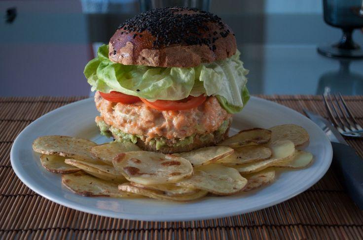 Hamburger di Salmone di Estetica&Donna