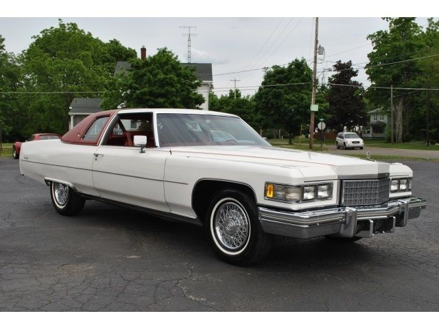 1976 cadillac deville coupe cadillac pinterest. Cars Review. Best American Auto & Cars Review