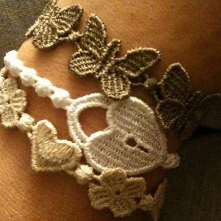 Cruciani braccialetti