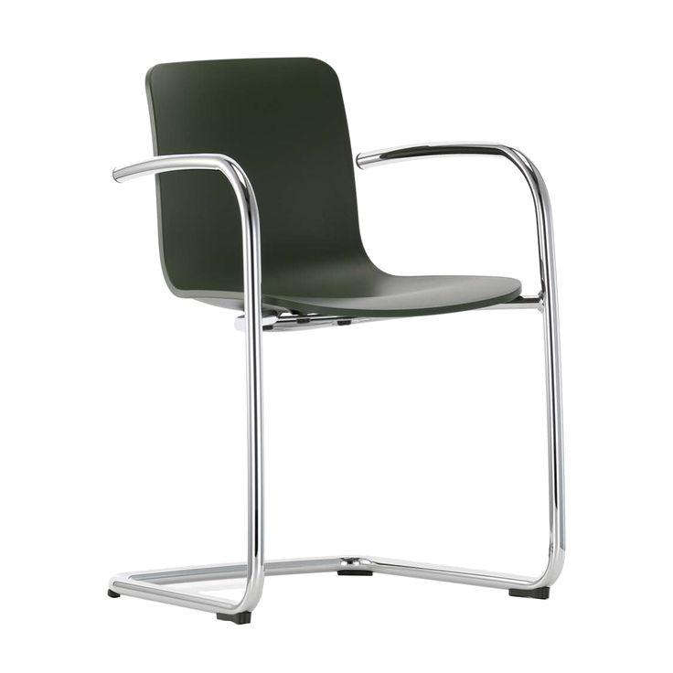 Vitra Hal Cantilever Armrest stoel | FLINDERS verzendt gratis