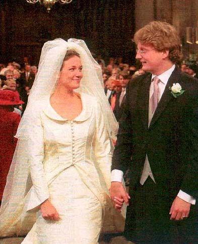 Prince Bernhard and Princess Annette of Orange-Nassau