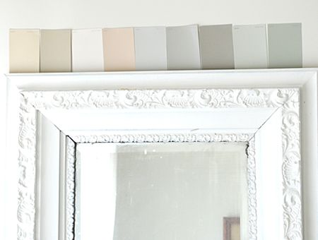 Look At A Range Of Colors Before Making Your Final Paint Color Decisions,  Like @