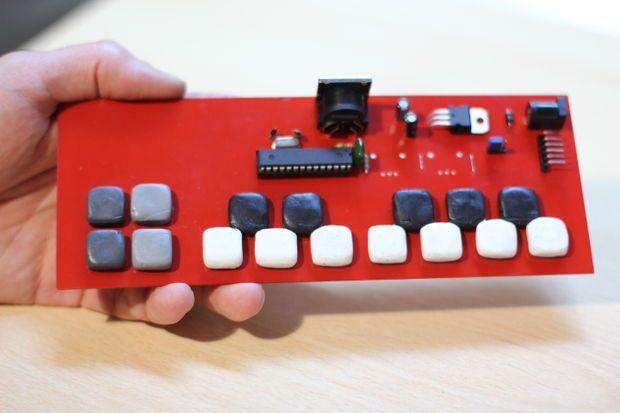 Teclado MIDI Super Simple - Super Simple MIDI Keyboard