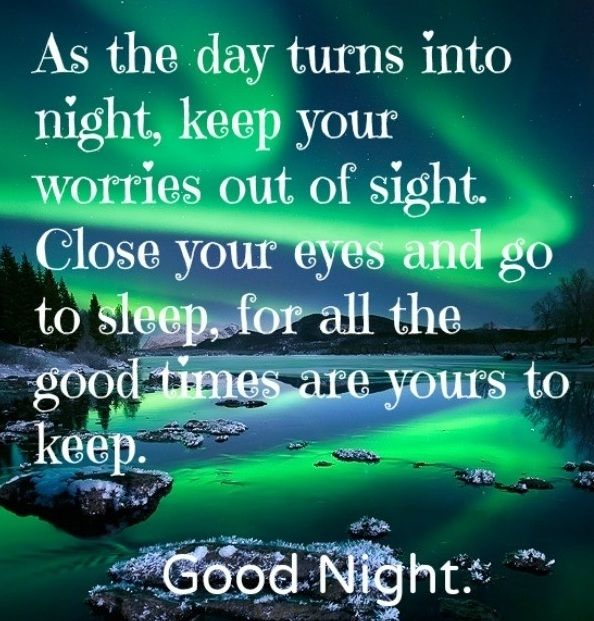 cute night time quotes