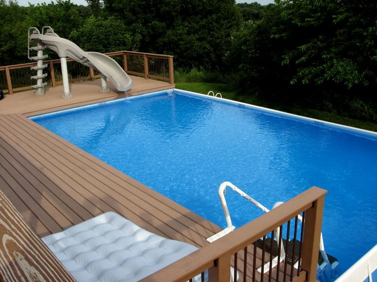 157 best Pool images on Pinterest | Backyard ideas, Pool ...