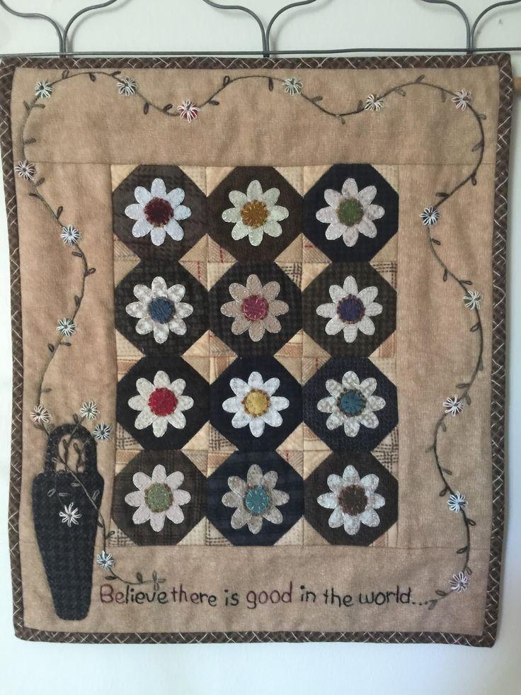 391 Best Images About Folk Art Quilts On Pinterest