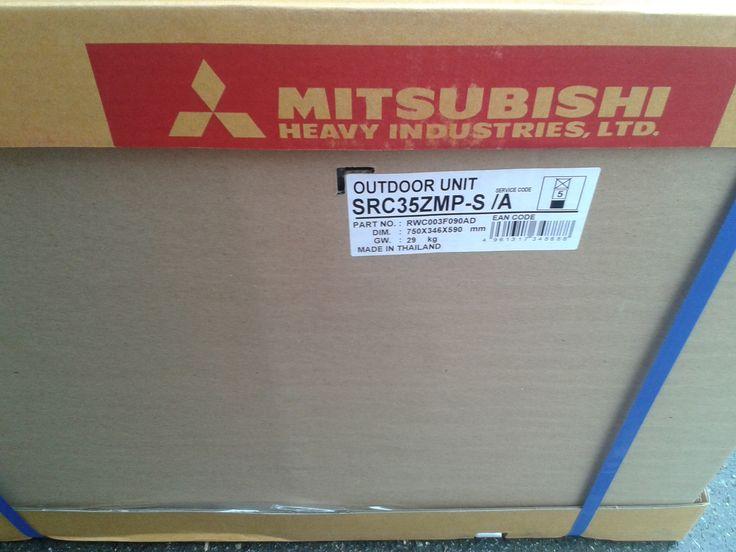 Societatea noastra furnizeaza aparate de climatizare Mitsubishi - Heavy Idustries made in Thailand .  Aparat aer conditionat din gama profesionala cu auto-curatare , auto-restart , auto - fuzzy si multe caracteristici gama premium .