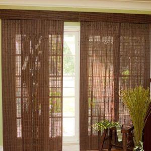 Bamboo Blinds For Sliding Glass Doors Security Door Doors