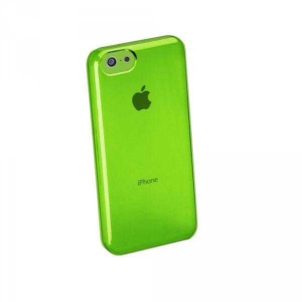 Cellular Line iPhone 5C Boost Arka Kapak Yeşil - Aksesuarlar