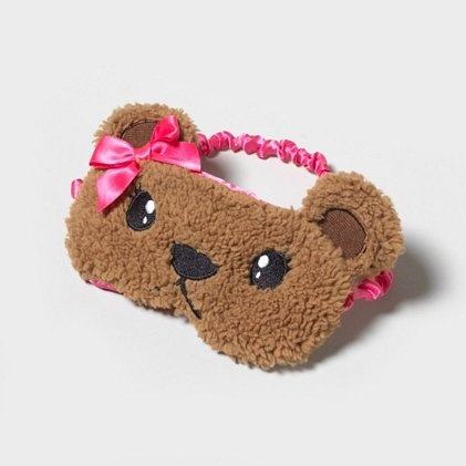 Bear eyemask at Claire's or claires.com