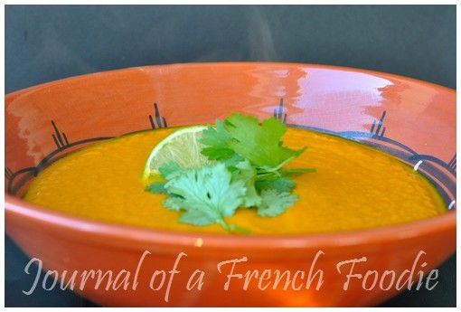 Pumpkin Chorizo Soup