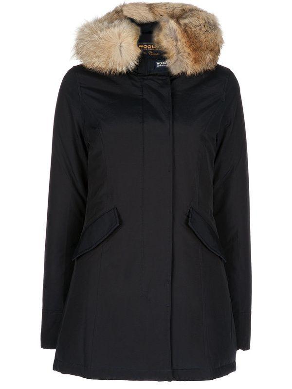 Woolrich Arctic Parka noire des femmes W02 Anorak