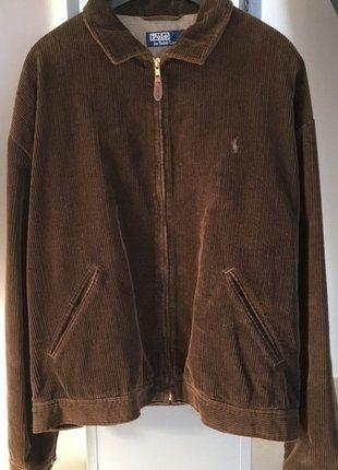 À vendre sur #vintedfrance ! http://www.vinted.fr/mode-hommes/vestes-courtes-mi-saison/30317632-blouson-polo-ralph-lauren-homme