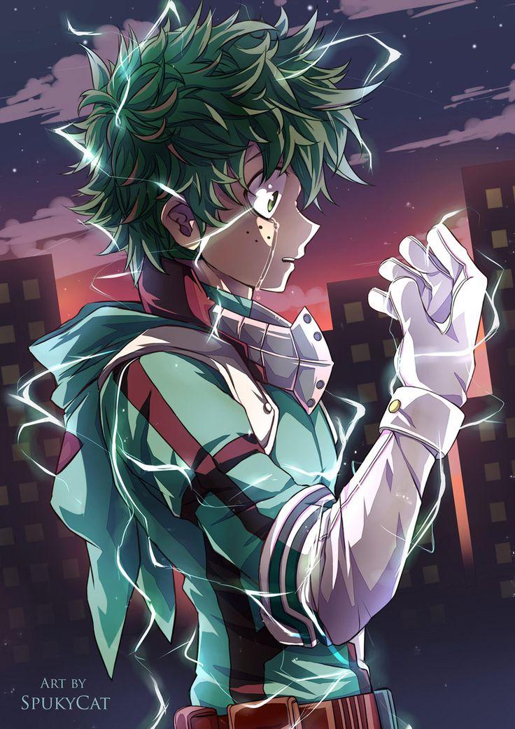 My Hero Academia 159 - Page 3 - Manga Stream