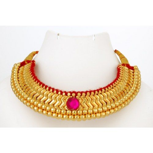 Marathi traditional necklace