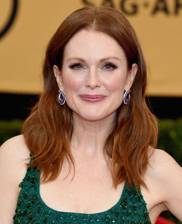 Julianne more 40 yaş üstü kızıl kumral saç renkleri