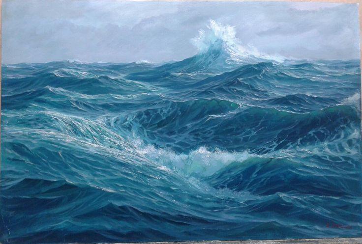 mar vehemente