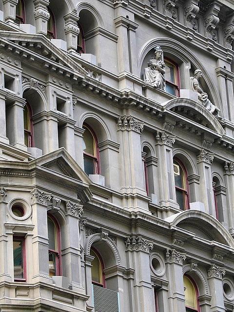 The Block Arcade - Melbourne by Dean-Melbourne, via Flickr