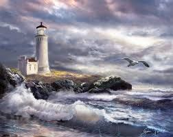 Resultado de imagen para oleos paisajes marinos