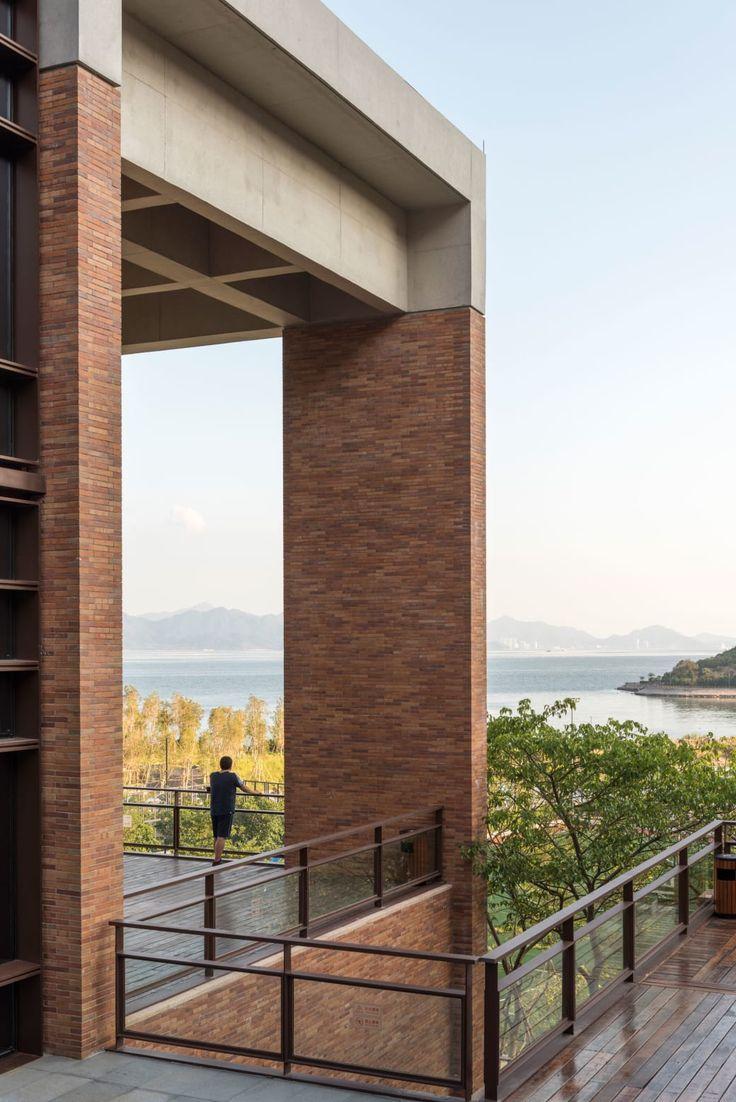 Foster + Partners, Nigel Young · Xiao Jing Wang University