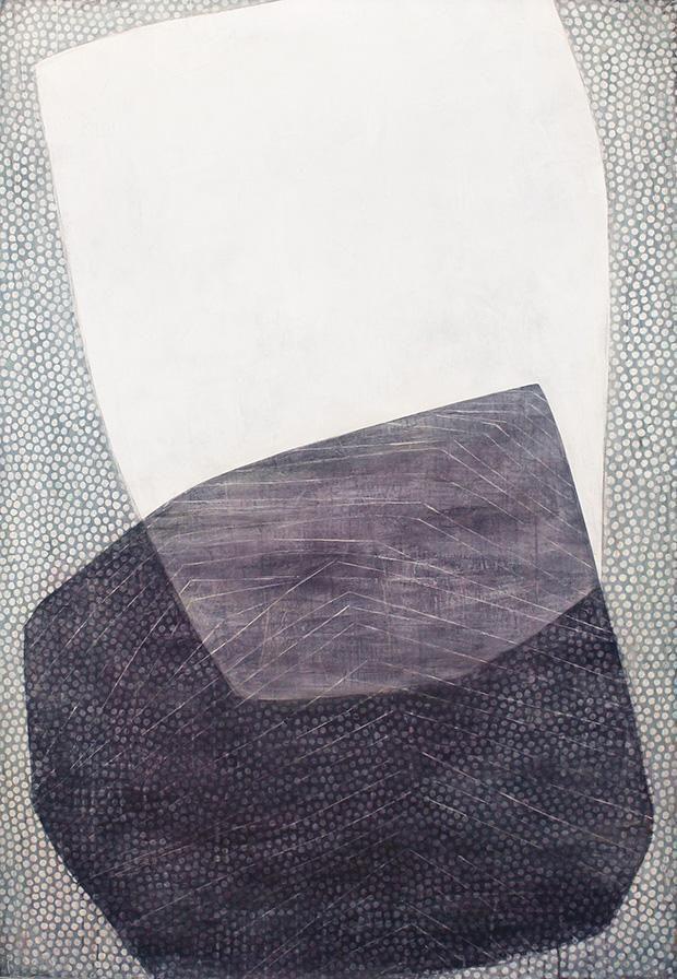 the shape of the sky by Karine Léger