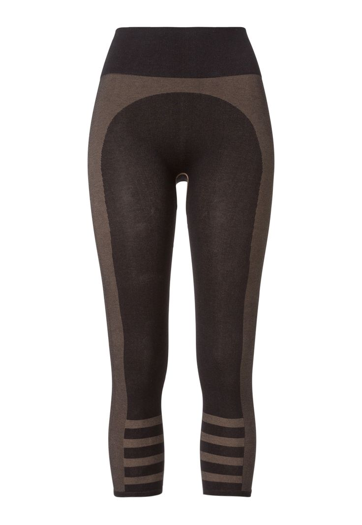 Splash 7/8 Leggings - Caviar Black/Nude