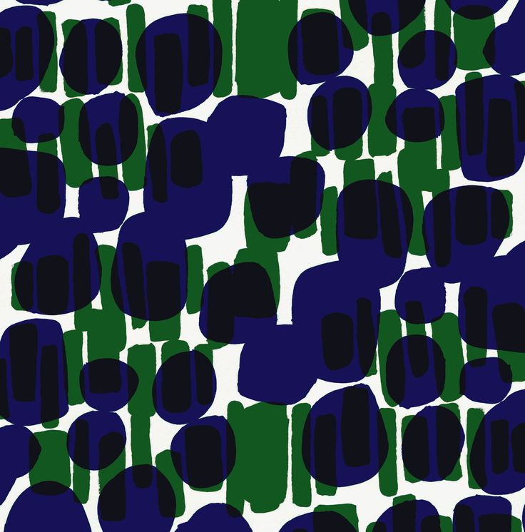 Blue and green - Sarah Bagshaw