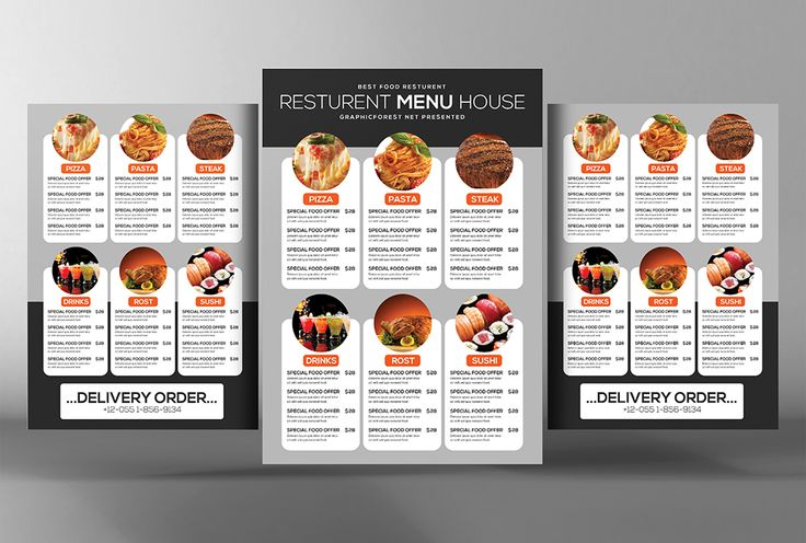 Here's a You Got Fresh Free PSD Colourful Menu Card Template Designs for Inspiration. These feature various kinds of restaurants and cafes such as Fast Food, Fine Dining, Japanese Cuisine, Indian Cuisine, Mexican Cuisine and more. Some of theseColourful Menu Card Designs are fun and quirky, while others areminimalist and high class. That's where these...