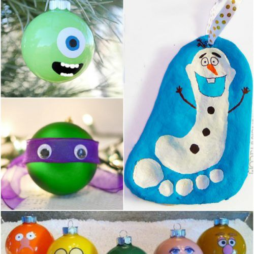 Over 50 easy kids crafts to do, great boredom busters!