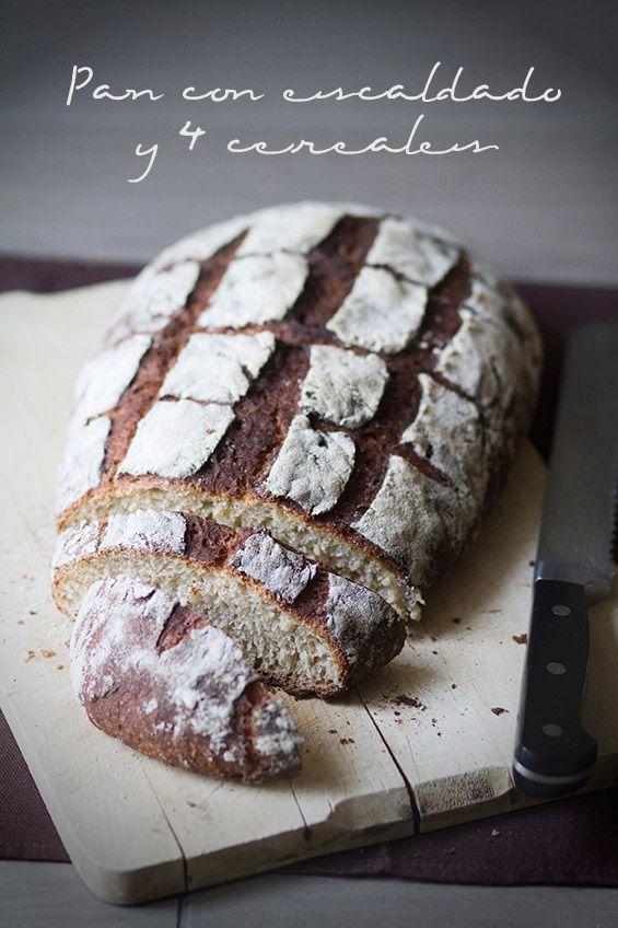 El mejor pan Casero    A mi lo que me gusta es cocinar