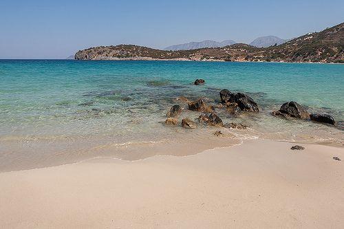 Voulisma beach, Lasithi, Crete, Greece