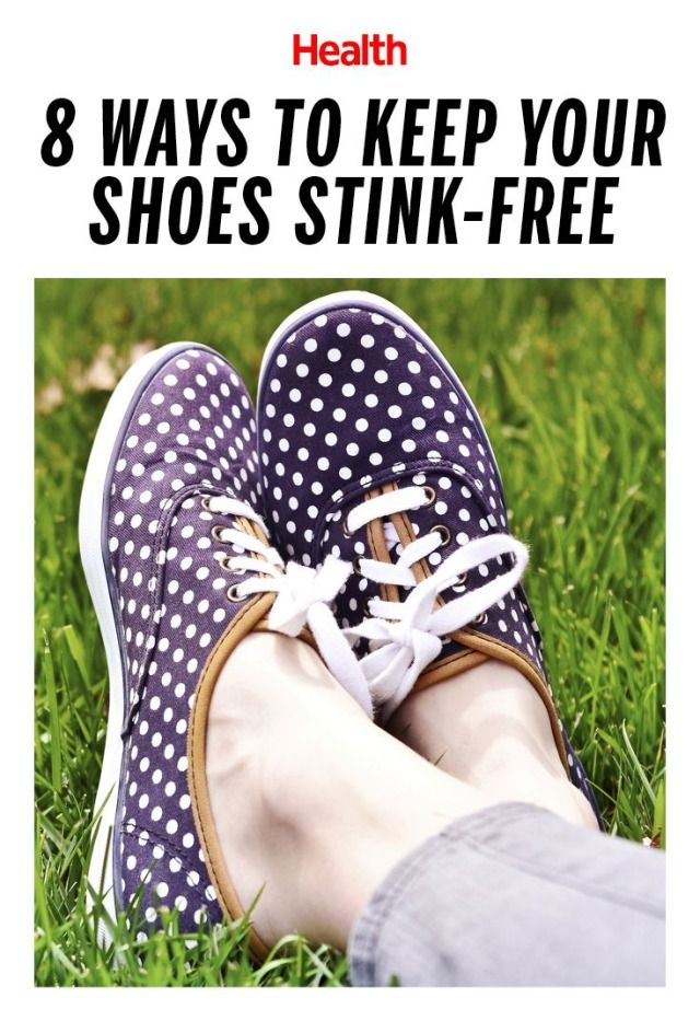 8 Ways to Keep Your Shoes Stink-Free During No-Socks Season: It's that time of year! Prevent smelly shoes and eliminate foul odors with these easy tricks. | Health.com