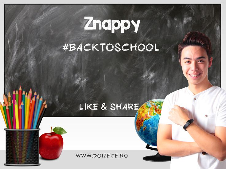 Znappy Team wishes you a school year as easy as possible! #autumn #ZnappyAutumn #backtoschool #ZnappyGames