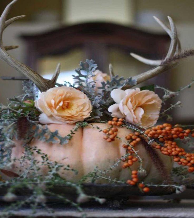 Beautiful Pumpkin Decorating Ideas