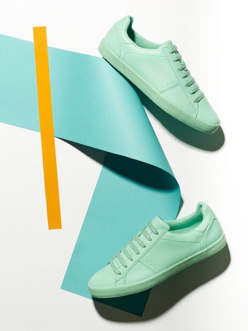 Summer Still Life Sneakers