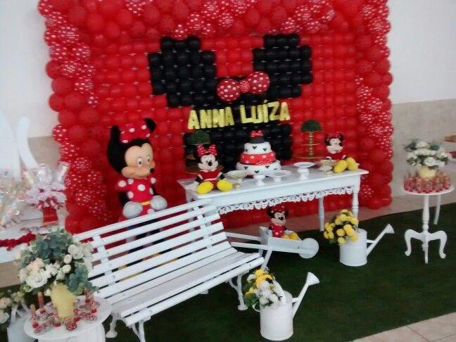 Festa Minnie by Alquimia Festas