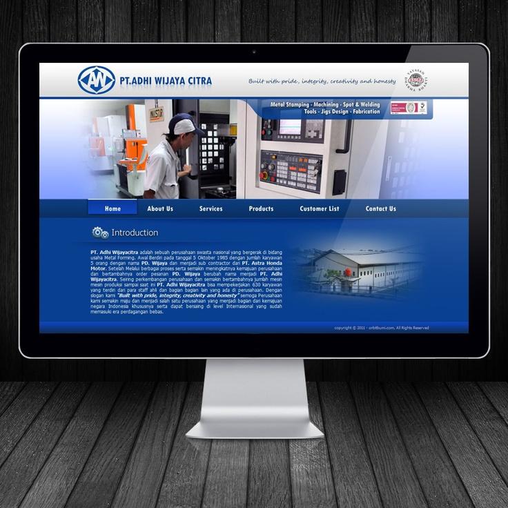 Adhi Wijaya Citra - www.orbitbumi.com