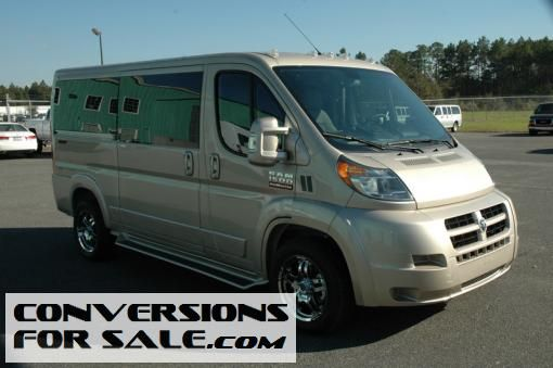 Conversion Vans 2014 Ram Promaster 1500 Low Top Sherrod