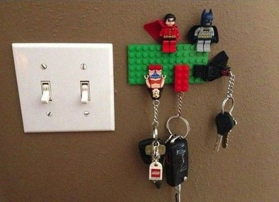 legoschlüsselaufbewahrungssystem.