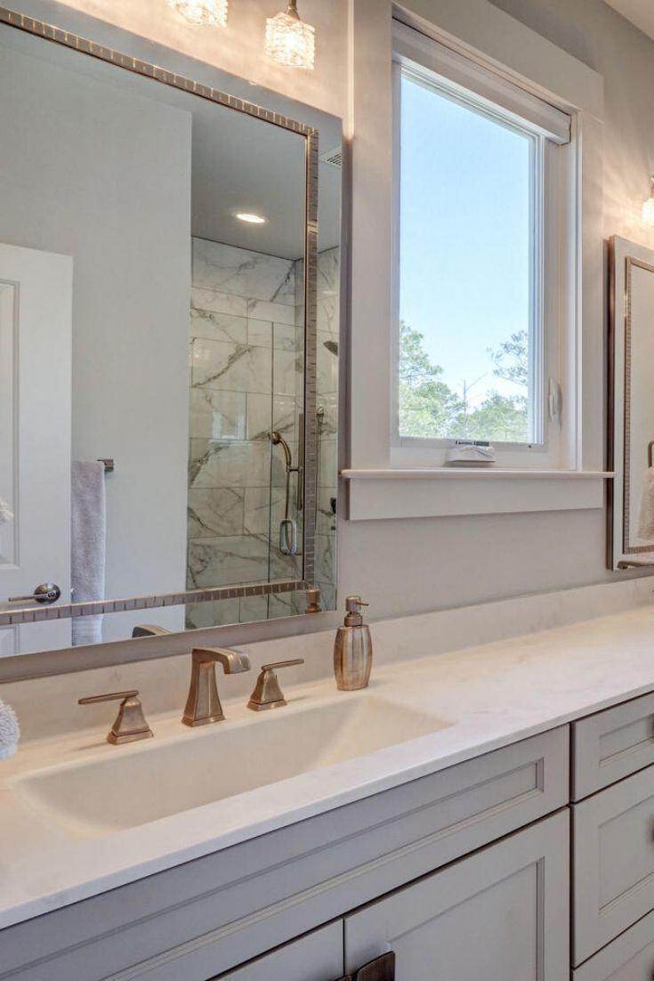 8016 Cotton Rose Court Wilmington Nc 28412 Lookout Pointe At River Oaks Beach House Bathroom Modern Farmhouse Bathroom Guest Bathroom Sinks