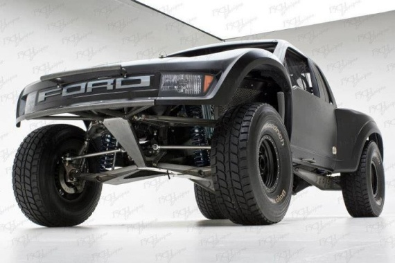 raptor trophy truck