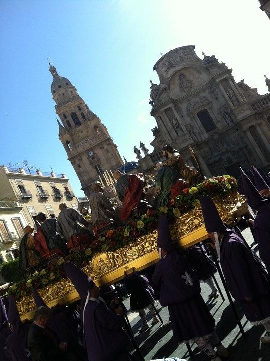 Catedral de Murcia y los Salzillos