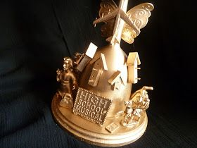 Sometimes Creative: Homemade Trophy