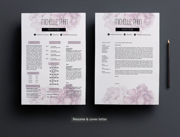 Mer enn 10 bra ideer om Cover letter template word på Pinterest - address template for word