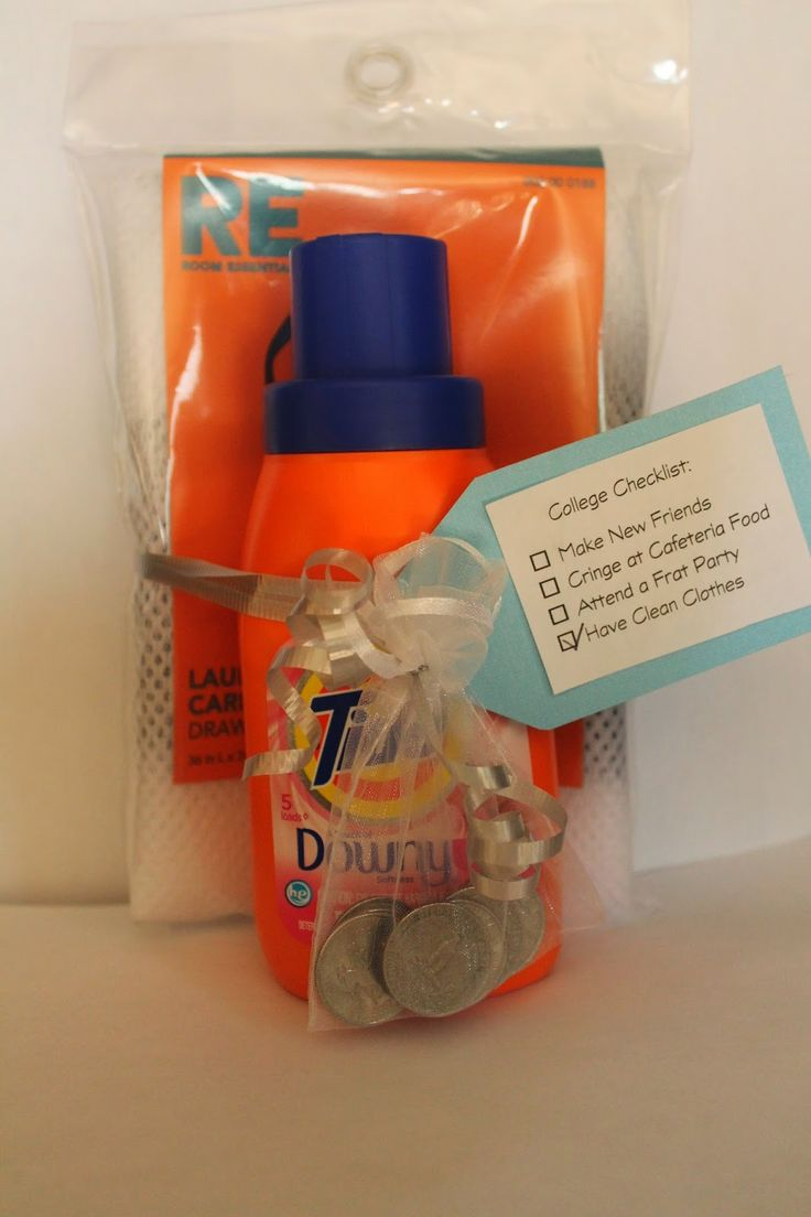 Laundry Kit for High school grads- cute and budget friendly!