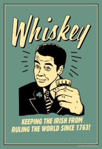 Luck 'o the Irish